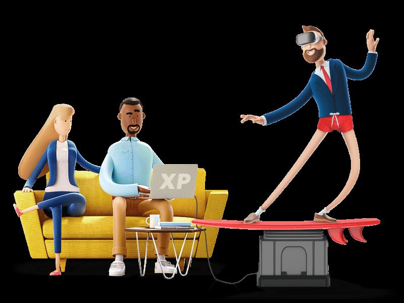 réalité virtuelle - applications